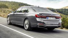 BMW Serie 7 restyling: foto e info ufficiali - Immagine: 3
