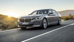 BMW Serie 7 restyling: foto e info ufficiali - Immagine: 1