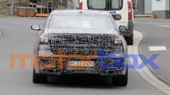 BMW Serie 7 2022: visuale posteriore