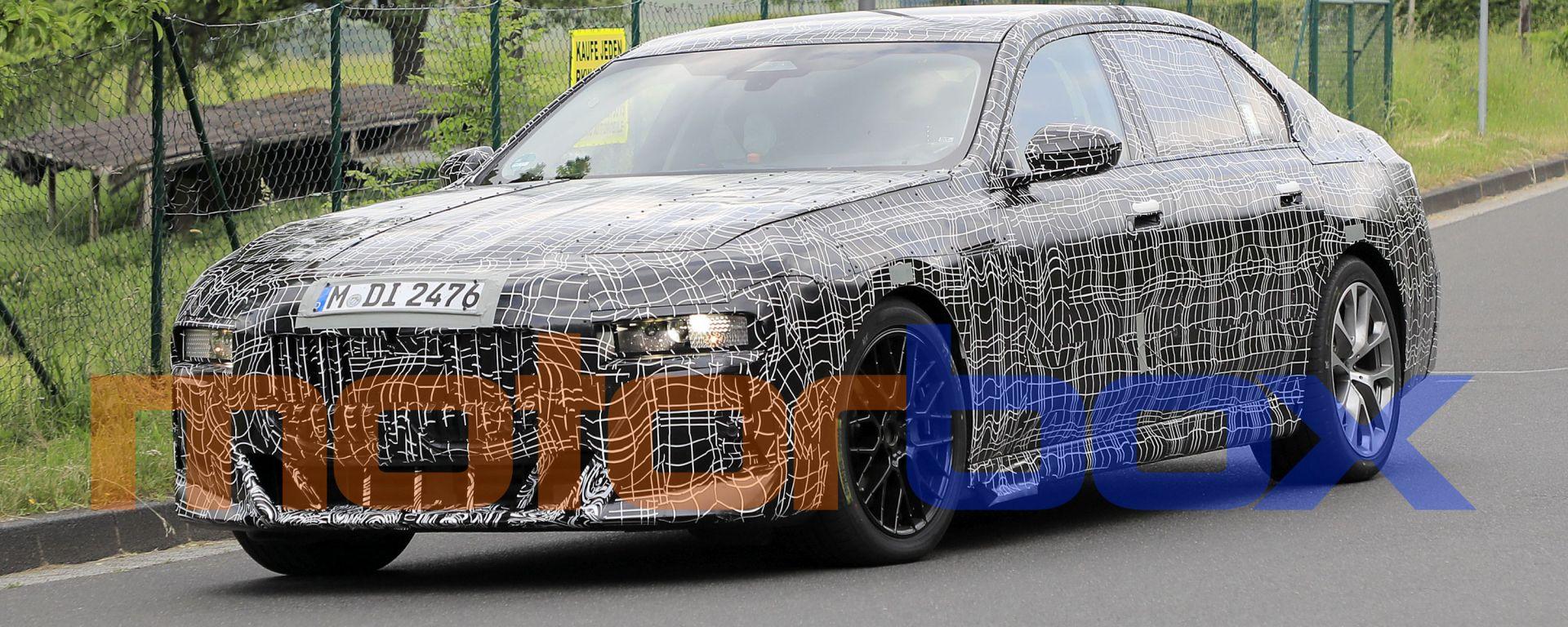 BMW Serie 7: arriverà nel 2022 la nuova maxi-berlina tedesca?