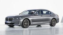 BMW Serie 7: vista 3/4 anteriore