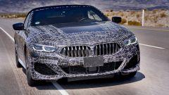 BMW Serie 8: la cabrio (quasi) senza veli. Debutto nel 2019 - Immagine: 13