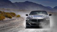 BMW Serie 8: la cabrio (quasi) senza veli. Debutto nel 2019 - Immagine: 16