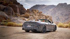 BMW Serie 8: la cabrio (quasi) senza veli. Debutto nel 2019 - Immagine: 18