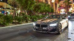 BMW Serie 8: la cabrio (quasi) senza veli. Debutto nel 2019 - Immagine: 20