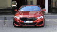 BMW Serie 8: la cabrio (quasi) senza veli. Debutto nel 2019 - Immagine: 3