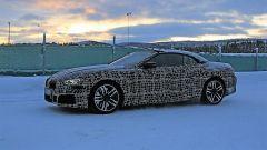 BMW Serie 8 Cabrio: foto spia, caratteristiche e data di lancio