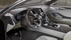BMW Serie 8 Concept: gli interni
