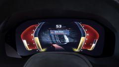 BMW Serie 8 Concept: la strumentazione digitale