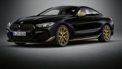 BMW Serie 8 Golden Thuder Edition è dotata di serie di pacchetto M Sport