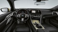 BMW Serie 8 Golden Thuder Edition: l'abitacolo