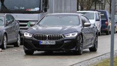 BMW Serie 8 Gran Coupe 2019: comincia lo strip - Immagine: 5