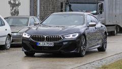 BMW Serie 8 Gran Coupe 2019: comincia lo strip - Immagine: 6
