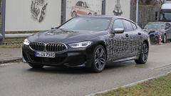 BMW Serie 8 Gran Coupe 2019: comincia lo strip - Immagine: 2