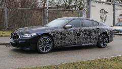 BMW Serie 8 Gran Coupe 2019: comincia lo strip - Immagine: 8