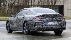 BMW Serie 8 Gran Coupe 2019: comincia lo strip - Immagine: 4