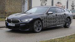 BMW Serie 8 Gran Coupe, le foto spia