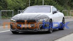 BMW Serie 8: il misterioso prototipo