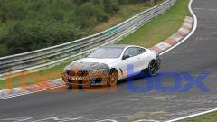 BMW Serie 8: il prototipo, vista di 3/4 anteriore