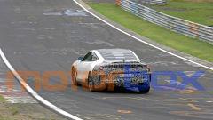 BMW Serie 8: il prototipo, vista posteriore