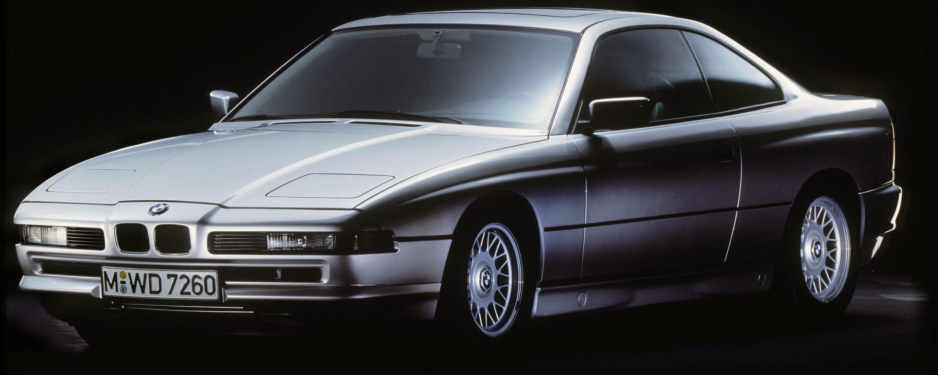 BMW Serie 8: nel 2019 potrebbe arrivare l'erede della grossa coupé anni '90