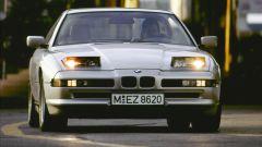 BMW Serie 8: sotto di lei ci sarà il pianale della Serie 7