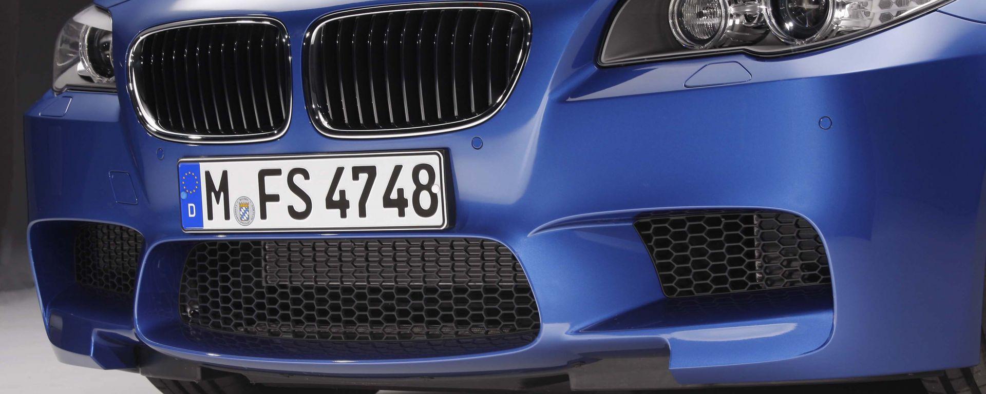 BMW: si lavora alla M550xD