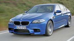 BMW: si lavora alla M550xD - Immagine: 5