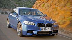 BMW: si lavora alla M550xD - Immagine: 9