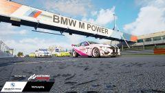 Bmw Sim Media Challenge 2021: la Bmw M4 GT4 de La Gazzetta Dello Sport