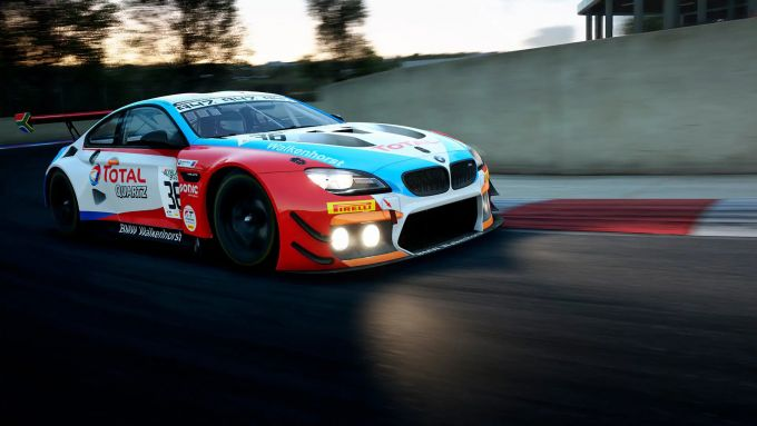 BMW Sim Media Challenge su Twitch