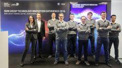 BMW Technology Innovation Experience: relatori e formatori al completo