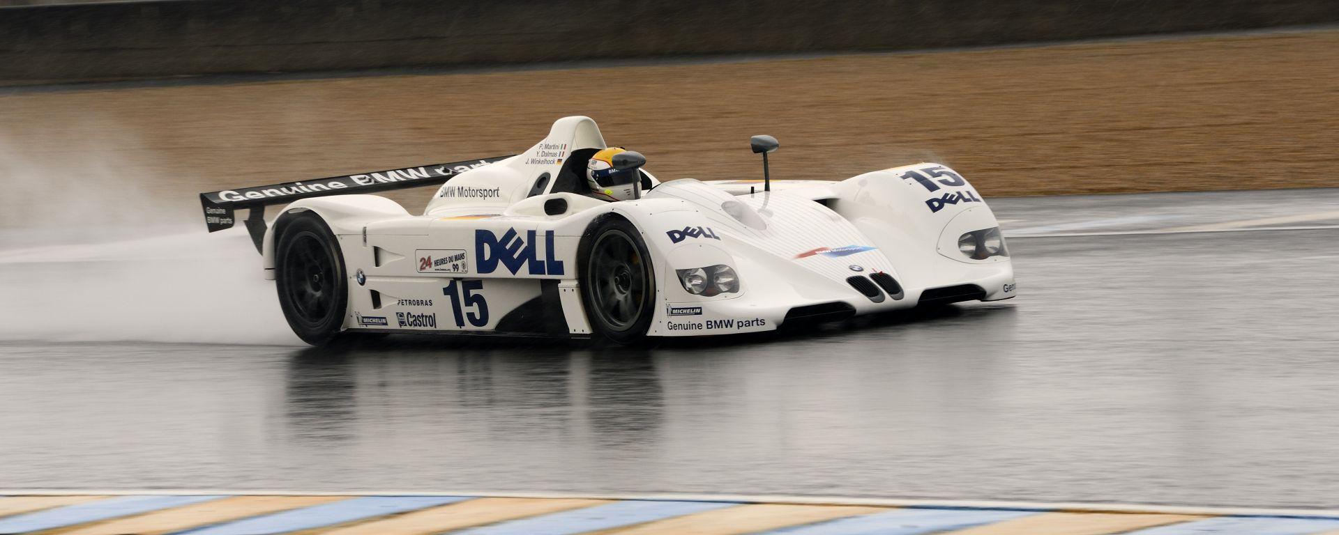 bmw v12 lmr 1999