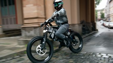 BMW Vision Amby: e-bike o moto elettrica?