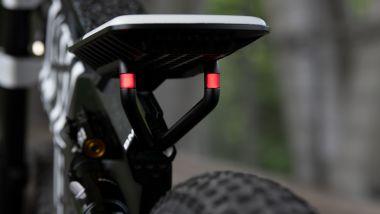BMW Vision Amby: le luci a LED del posteriore