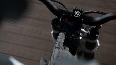 BMW Vision Amby: tutto si gestisce tramite l'app dedicata