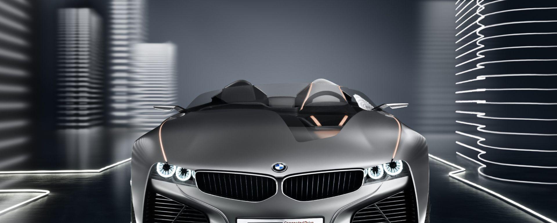 BMW Vision ConnectedDrive in dettaglio