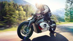 BMW Vision DC Roadster, la 2 ruote elettrica secondo l'Elica - Immagine: 3