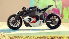 BMW Vision DC Roadster, la 2 ruote elettrica secondo l'Elica - Immagine: 5