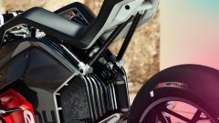 BMW Vision DC Roadster, la 2 ruote elettrica secondo l'Elica - Immagine: 7