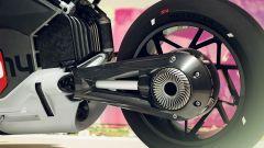 BMW Vision DC Roadster, la 2 ruote elettrica secondo l'Elica - Immagine: 9