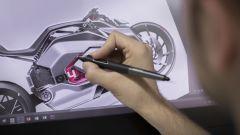 BMW Vision DC Roadster, la 2 ruote elettrica secondo l'Elica - Immagine: 10