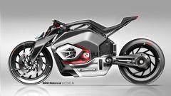BMW Vision DC Roadster, la 2 ruote elettrica secondo l'Elica - Immagine: 11