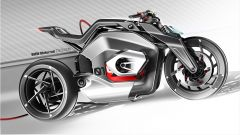 BMW Vision DC Roadster, la 2 ruote elettrica secondo l'Elica - Immagine: 12