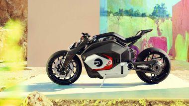 BMW Vision DC Roadster: il futuro dell'elettrico passa da qui?