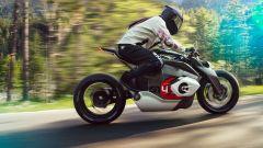 BMW Vision DC Roadster, la concept della futura moto elettrica BMW