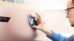 BMW Vision iNext, il crossover elettrico esce allo scoperto - Immagine: 6