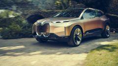 BMW Vision iNext, il primo Sav elettrico dell'Elica