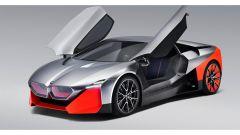 BMW Vision M NEXT a porte aperte