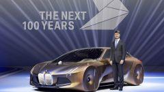 BMW Vision Next 100 - Immagine: 6